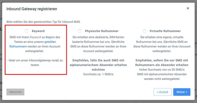 Inbound_Gateways_Keywords_Screenshot